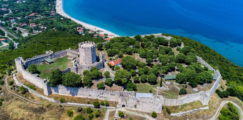 Το κάστρο του Πλαταμώνα